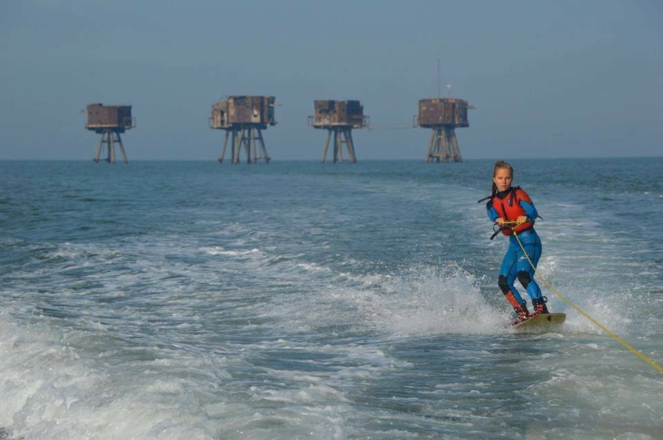 wakeboarding whitstable